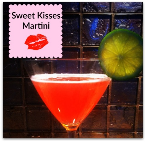 Sweet Kisses Martini 3
